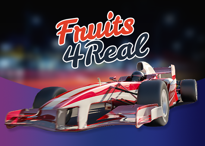 Visit the Formula 1 GP with Fruits4Real - Slotpartners